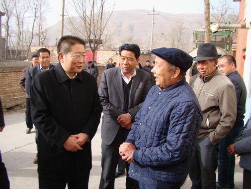 青海省委常委、西宁市委书记毛小兵调研党政
