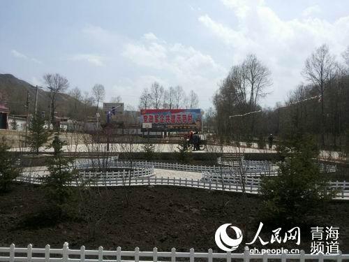 青海西宁市三其村-美丽乡村 平安县三合镇新安村图片