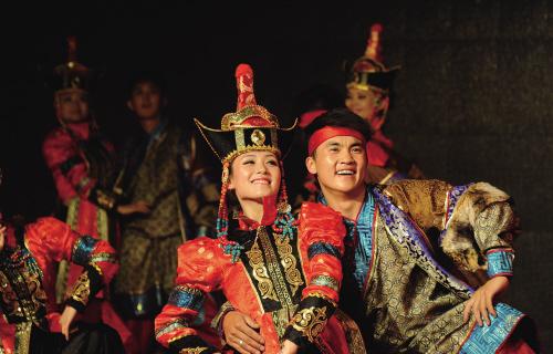 海西蒙古族藏族自治州位于青海省西部