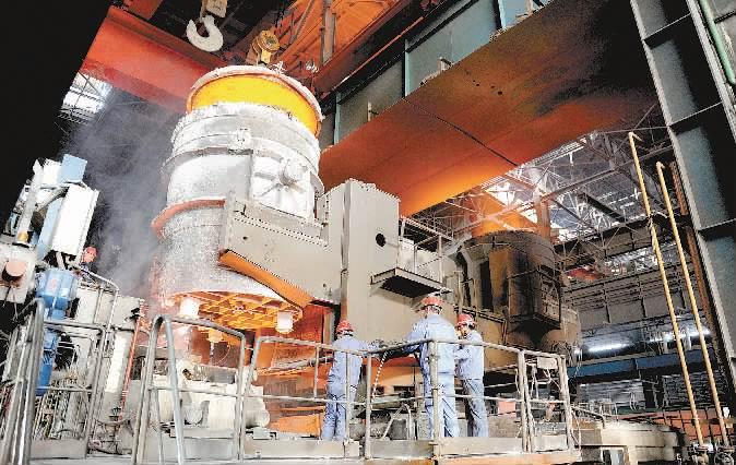 西宁西钢前十个月钢材销售过百万吨图片