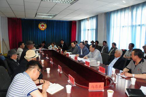 同仁县召开民族团结座谈会