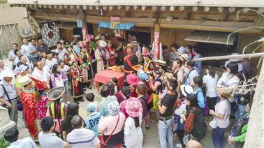 海东民族文化旅游成新宠