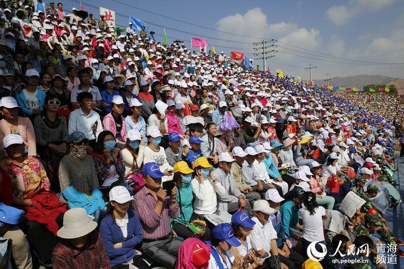 首届青海国际民族射箭赛