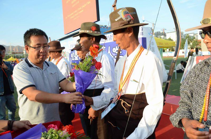 首届青海国际民族传统射箭赛落幕 青海创佳绩