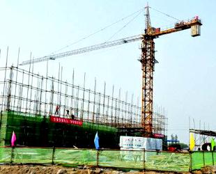 王建军:高标准高质量推进重点项目建设