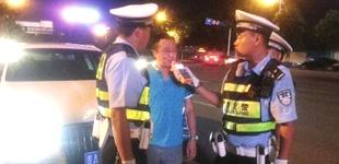 男子醉驾送朋友上医院被判拘役