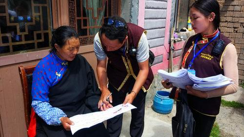 北京援建玉树7周年:太阳和月亮是一个妈妈的女儿
