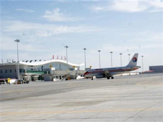 格尔木机场改扩建工程竣工投运