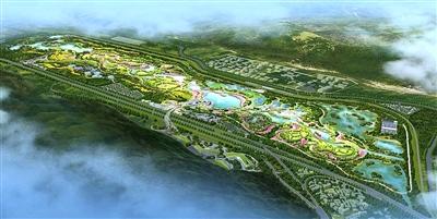 西宁城市发展规划图