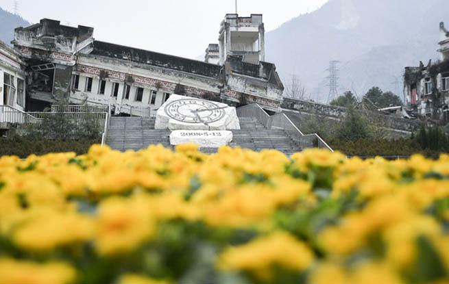 汶川地震十周年——把家园建设得更加美好