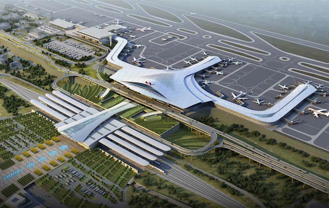 西宁机场将三期扩建