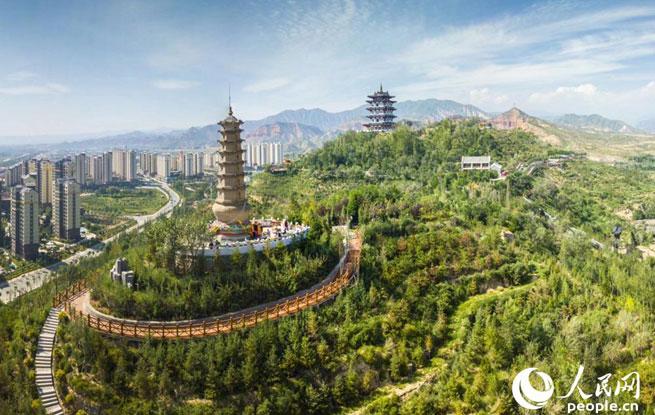 行走中国看青海