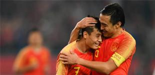 国足2:0战胜叙利亚