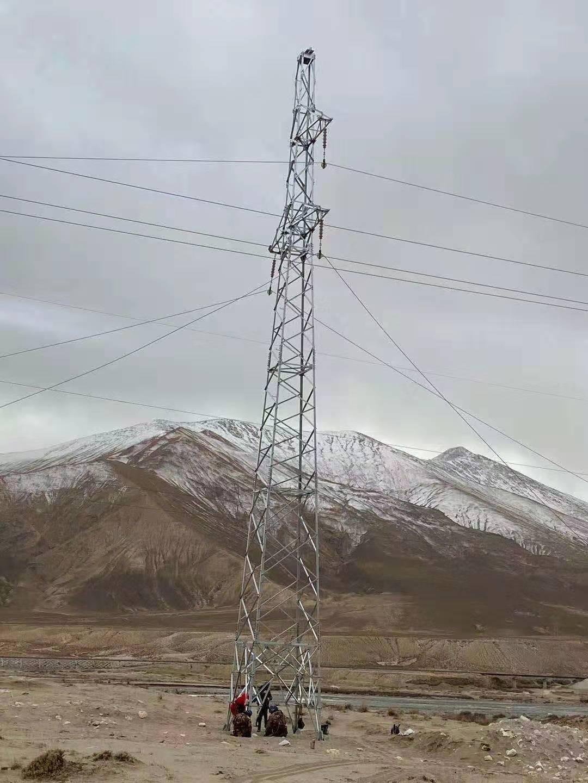 国网青海电力积极应对恶劣天气海