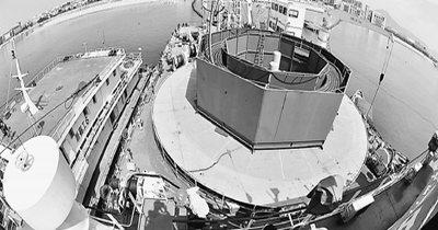 国内最大截面海底电缆敷设