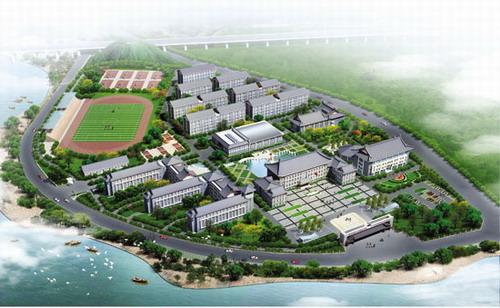 树叶?眼睛!西宁市第十四中学迁往城东区,新校区建设将于近期开图片